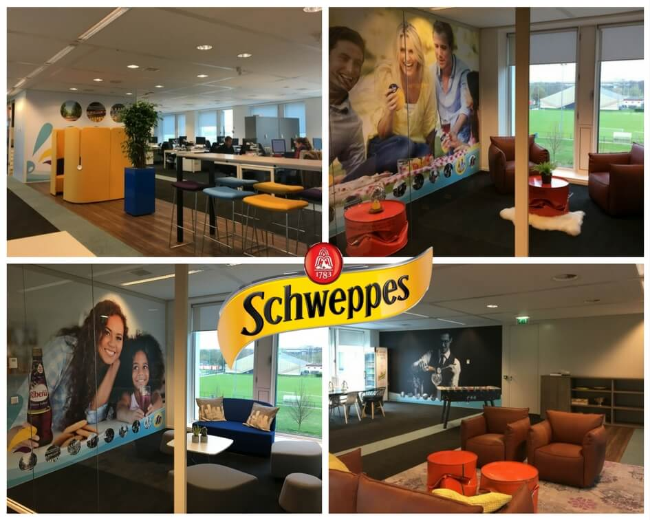 Schweppes Collage Tiny - Blog