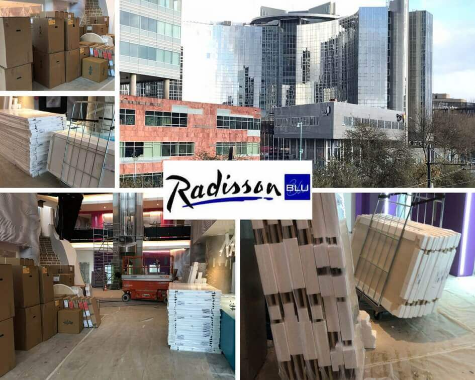 Hotel Radisson Project